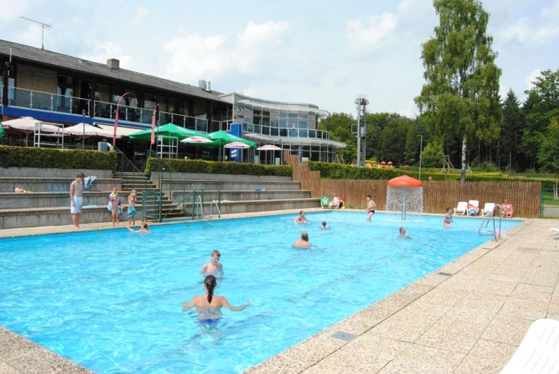 Camping Auf Kengert Swimming Pool